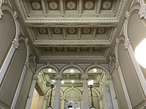 Odessa miasto Ukraina Weekendowe wycieczki teatry i muzea miasto obrazy royalty free