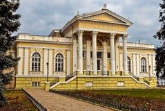 Odessa museum av arkeologin Arkivbilder