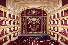 Odessa National Academic Opera and Ballet theatre Royalty Free Stock Photo