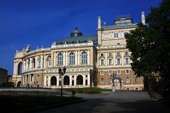 Odessa Opera Stock Photos