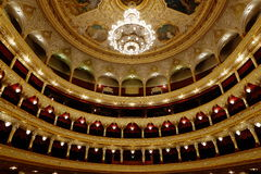 Odessa Opera and Ballet Theater Stock Photos