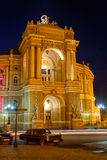Odessa Opera and Ballet Theater Stock Images