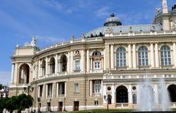 Odessa Opera House Stock Images