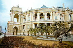 Odessa Opera House Royalty Free Stock Photos
