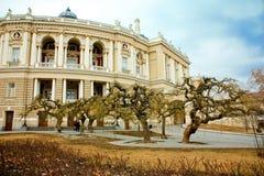 Odessa Opera House Stock Photos