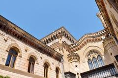 Odessa Opera Theater Stock Photo