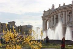 Odessa-Operen-und Ballett-Theater Lizenzfreies Stockbild