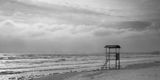 Odessa plaża Fotografia Royalty Free
