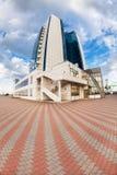 Odessa port Arkivbilder