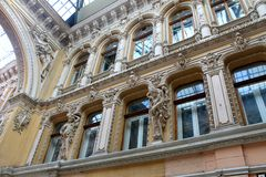 Odessa przejście Fotografia Stock