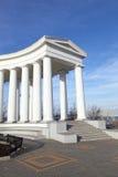 Odessa Pushkin Arck obraz stock