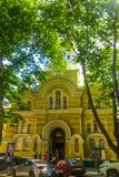 Odessa Saint Elijah arkivfoton