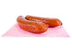 Odessa sausage Stock Photos