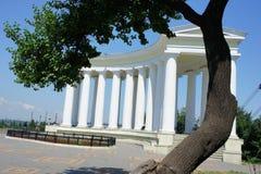 Odessa-Spalten Lizenzfreie Stockbilder