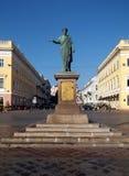 Odessa statue Stock Image