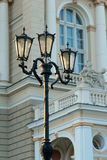 Odessa street light Royalty Free Stock Photo