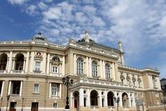 odessa TARGET978_1_ dziejowa domowa opera Ukraine Obrazy Stock
