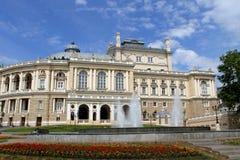 odessa TARGET978_1_ dziejowa domowa opera Ukraine Fotografia Royalty Free