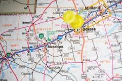 Odessa, Texas foto de stock