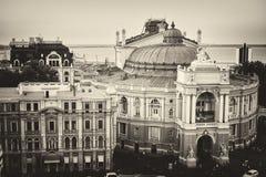 Odessa Theatre opera i balet Fotografia Royalty Free