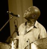 ODESSA, UCRÂNIA - 5 DE JUNHO: músico Gregory Boyd (Dinamarca, Aarhus Foto de Stock Royalty Free