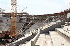 ODESSA, UCRAINA - 13 agosto 2011: Un constructi alta tecnologia unico Immagini Stock