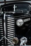 Odessa Ukraina, Lipiec, - 25, 2009: Retro samochód na motorowym przedstawieniu Zdjęcie Royalty Free
