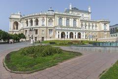 ODESSA UKRAINA, SIERPIEŃ, - 02, 2016: Odessa Krajowy naukowiec T Fotografia Stock