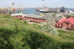 Odessa Ukraine Royaltyfria Bilder