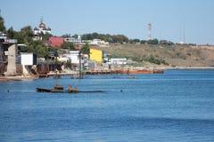 Odessa Ukraine Arkivfoton