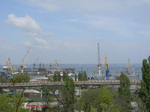Odessa Ukraine Royaltyfri Bild
