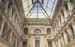 ODESSA, UKRAINE - AUGUST 02, 2016: Passage is the historical bui Stock Images