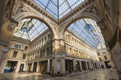 ODESSA, UKRAINE - AUGUST 02, 2016: Passage is the historical bui Stock Photography