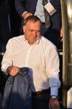 ODESSA, UKRAINE - 15. September 2016: Trainer Dick Advocaat erhält O Stockfoto