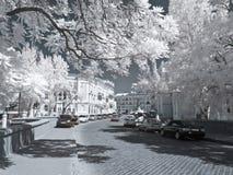 Odessa, the urban landscape Stock Photo