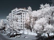 Odessa, the urban landscape Stock Photos