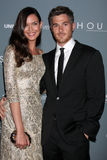 Odette Annable,Dave Annable Royalty Free Stock Photos