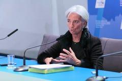 ODETTE Lagarde Christine-Madeleine Lizenzfreie Stockfotografie