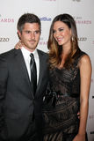Odette Yustman,Dave Annable Stock Image