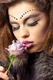 Odeur de Rose Image libre de droits