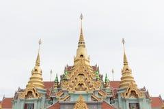 Odgórna pagoda Zdjęcia Stock