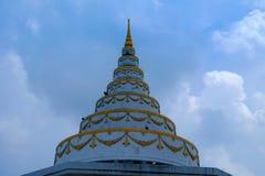 Odgórna pagodowa świątynia Fotografia Stock