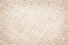 Odgórnego widoku parciana tekstura w przekątna wzorach dla tła zdjęcia stock