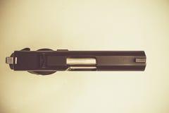 Odgórnego widoku pistolecik Obrazy Stock