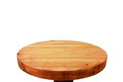 Odgórny drewniany Zdjęcie Stock