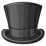 Odgórny kapelusz Fotografia Royalty Free