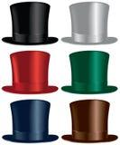 Odgórny kapelusz Fotografia Stock