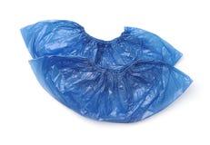 Odgórny widok błękitne klingerytu buta pokrywy zdjęcie royalty free