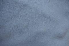 Odgórny widok nieba błękita tkanina Obrazy Royalty Free