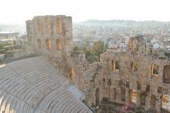 Odgórny widok Odeon Zdjęcia Royalty Free